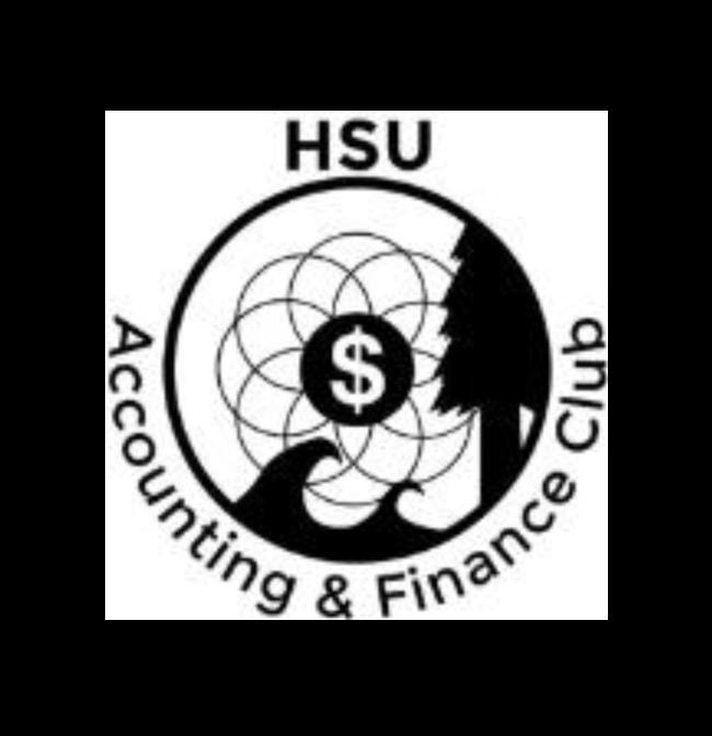 HSU Accounting &a Finance Club Logo